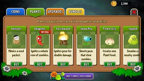 Review Plants Vs Zombies 2 3