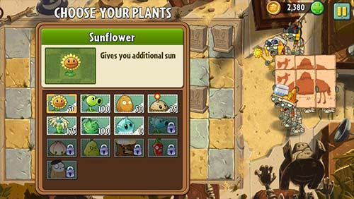 Review Plants Vs Zombies 2 4