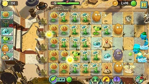 Review Plants Vs Zombies 2 7