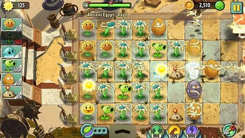 Review Plants Vs Zombies 2 8