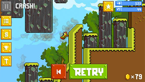 Rovio Merilis Retry Game Flappy Bird Versi Rovio Gameplay