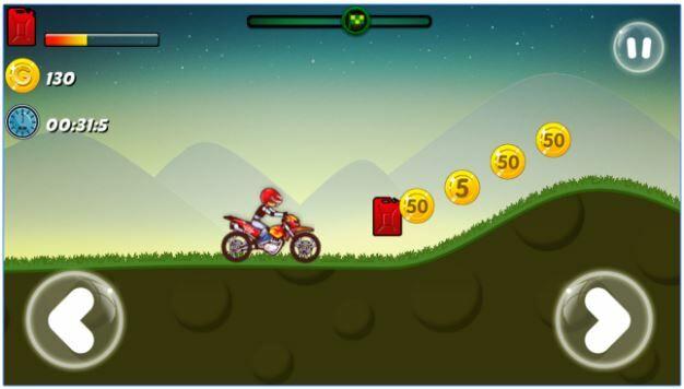 Permainan Motor Jipi - impremedia.net