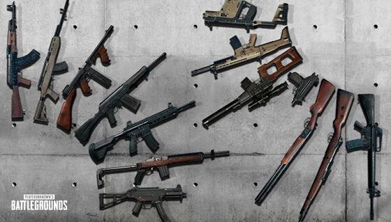 7 Senjata Pubg Mobile Terbaik Favorit Para Pro Player Jalantikus Com