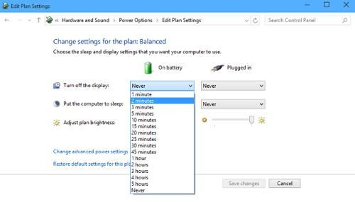 Cara Monitor Laptop Hemat Baterai 1