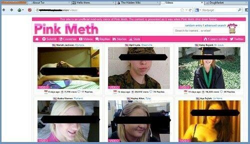 Kisah Video Deep Web Pink Meth 1