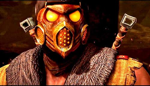 Mortal Kombat X Klassic 2