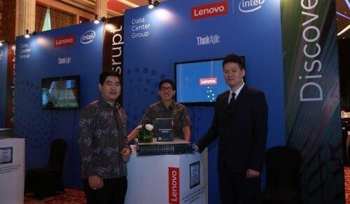 Thinksystem Terbaru Lenovo Pecahkan Rekor Dunia 4 Ok