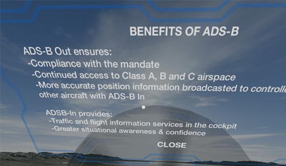 Fly ADS-B VR