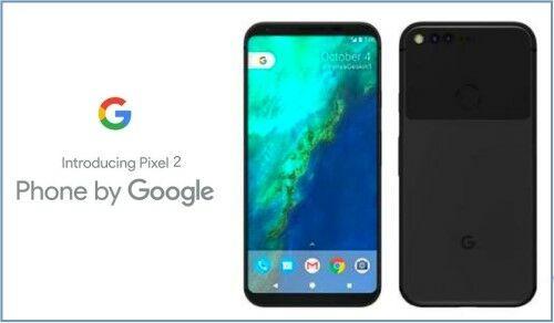 Kecepatan Cas Baterai Google Pixels 2 1