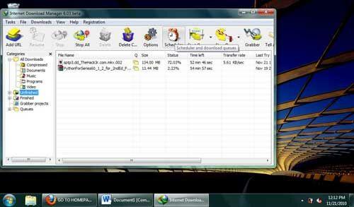 Cara Matikan Komputer Setelah Download Selesai 1