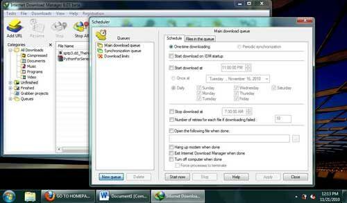 Cara Matikan Komputer Setelah Download Selesai 2
