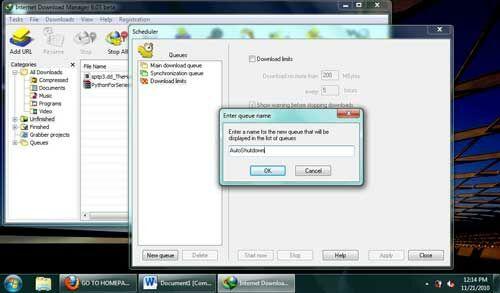 Cara Matikan Komputer Setelah Download Selesai 3
