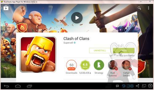 Cara Main Clash Of Clans Di Pc 1