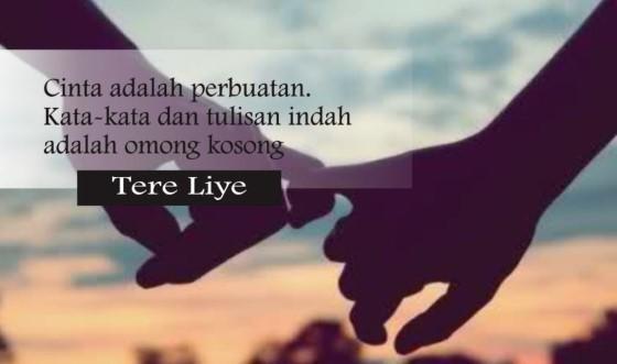 100 Quotes Tere Liye Tentang Cinta Rindu Hidup Dll Jalantikus