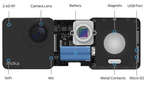 Mokacam Kamera 4k Terkecil Di Dunia 1