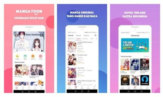 10 Aplikasi Baca Manga Untuk Android Gratis Terbaik 2020 Jalantikus