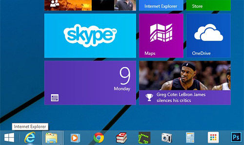 4 Shortcut Di Windows 8 1 2