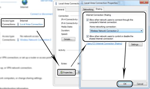 Membuat Hotspot Tanpa Software5