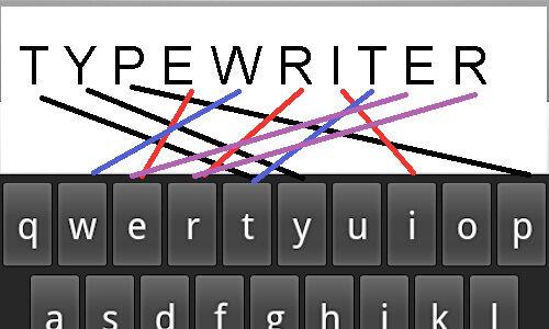 Fakta Unik Typewriter