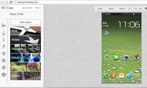 Cara Mengedit Foto Di Chrome 4