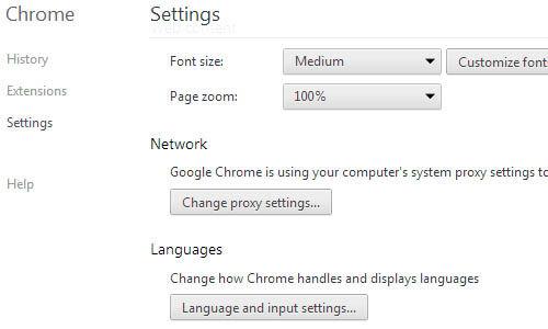 Cara Mengubah Bahasa Di Google Chrome 3