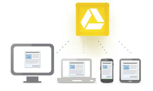 Cara Menyimpan Data Menggunakan Google Drive Di Android