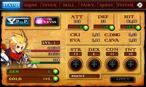 Game Android Rpg Zenonia4 1
