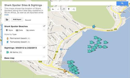 Google Maps Engine Lite 1