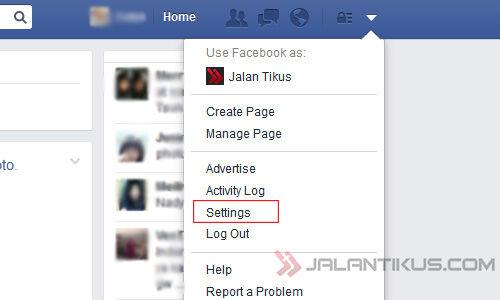 Cara Mengaktifkan Fitur Facebook Anti Hack 1