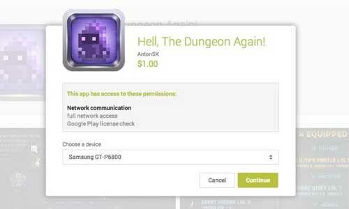 Google Play Beli Kartu Kredit Screenshots 2
