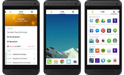 5 Aplikasi Launcher Android Terbaik 2014 1