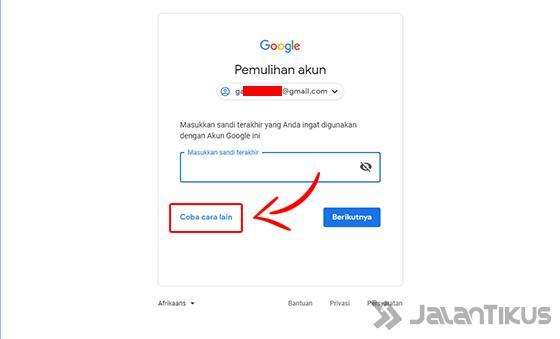 Lupa Password Gmail Sendiri Begini 3 Cara Mudah Mengatasinya Jalantikus