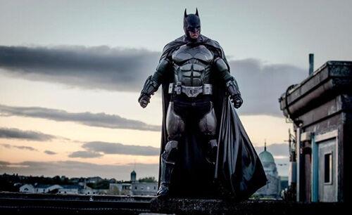 Batman Cosplay 4
