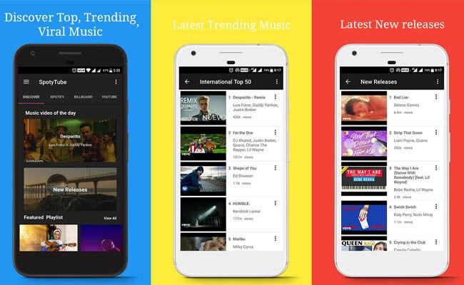 7 Aplikasi Download Lagu Android Gratis Terbaik 2018