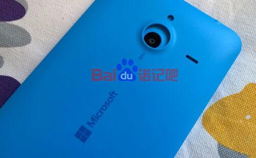 Ini Dia Foto Bocoran Dari Lumia 1330 1