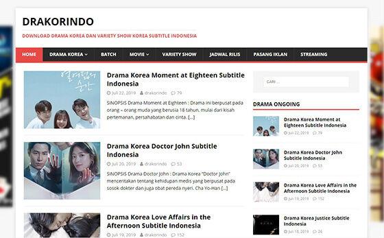 10 Situs Download Drama Korea Terbaru Sub Indo & Gratis