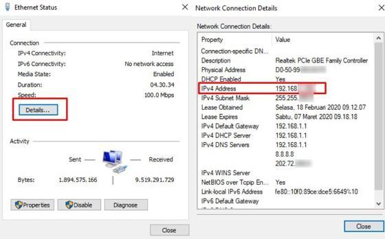 6 Cara Cek Ip Address Di Hp Laptop Paling Akurat Jalantikus