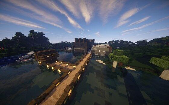 64 Koleksi Contoh Gambar Rumah Minecraft HD Terbaik