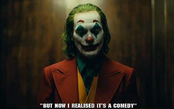 Kata Kata Joker Sadis Kata Kata The Joker Kata Kata Indonesia Download 10 Quotes Joker Yang Menunjukkan Sisi Psikopat Si D Joker The Joker Film Superhero
