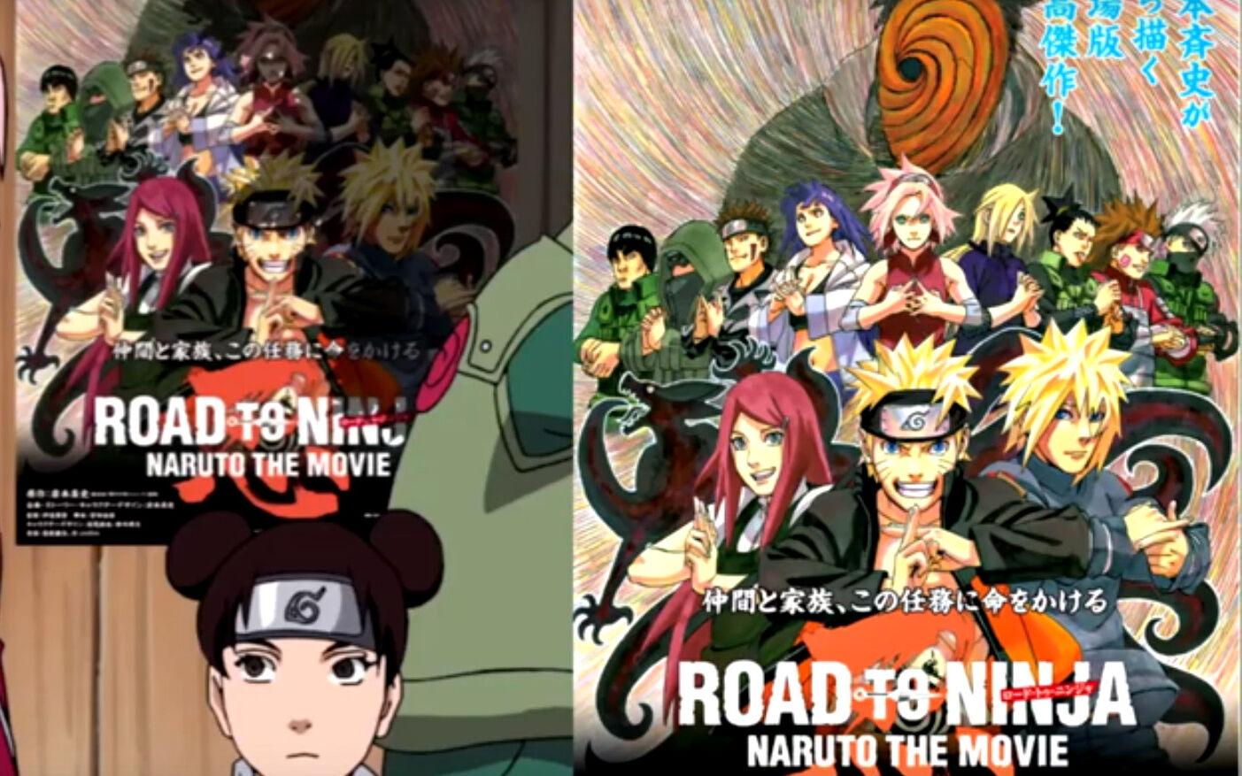 7 Easter Egg Naruto Yang Pasti Kamu Lewatkan Banyak