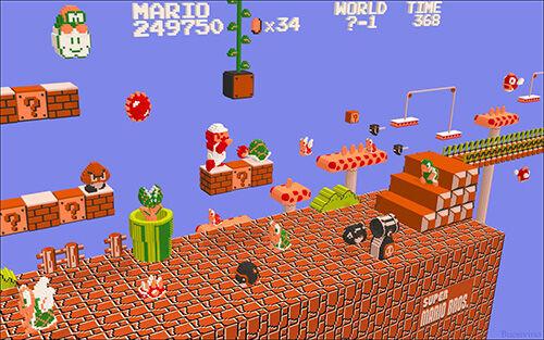 Super Mario 30 Tahun 1