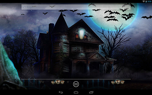 Halloween Live Wallpaper 3