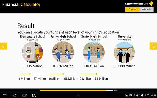 Kalkulator Finansial 5