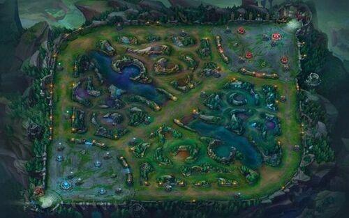 Map Wild Rift 6d742