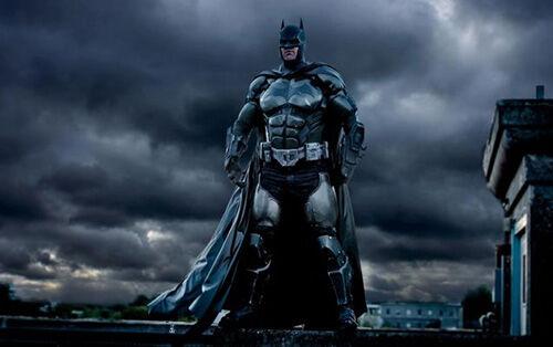 Batman Cosplay 2