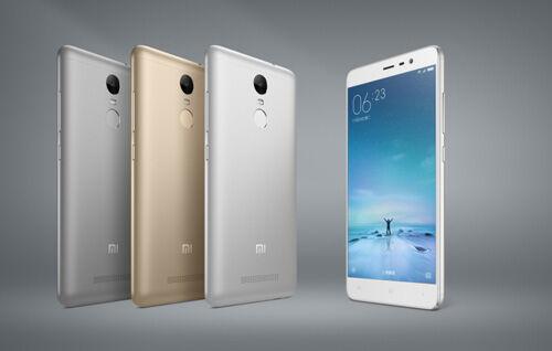 Xiaomi Redmi 3 Fingerprint Scanner 1