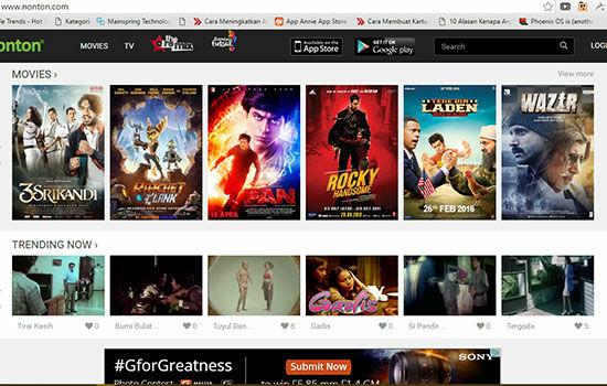 13 situs streaming film online terbaik 100 gratis