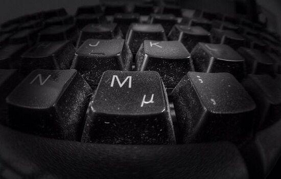 Keyboard Lebih Jorok daripada Toilet