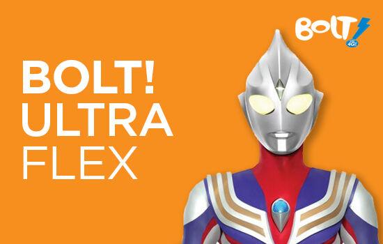 Paket Internet BOLT! Ultra Flex