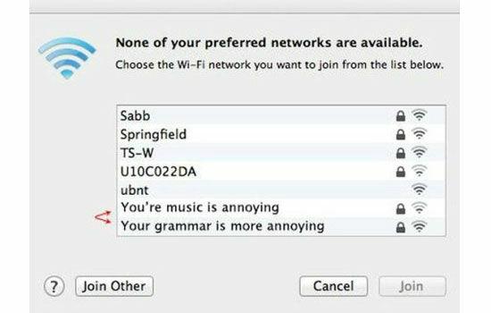 Kumpulan Nama Wi-Fi yang Bakal Bikin Kamu Ngakak